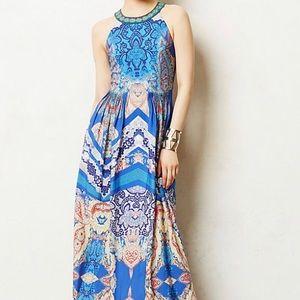 Boteh Maxi Dress - Ranna Gill - Anthropologie